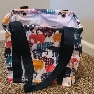 Small utility tote new